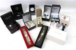 Lot of New in Box Watches incl a Pocket Watch