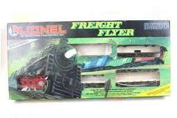 Lionel Freight Flyer Model Train Set in Original Box
