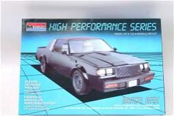 Monogram Buick GNX High Performance Series Model Kit