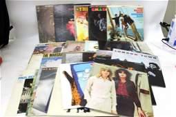 Lot of 26 Vinyl LP Records including Jimi Hendrix, The