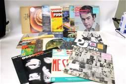 Lot of 22 Vinyl LP Records including Neil Diamond