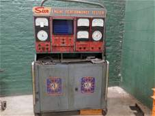 Vintage Sun Engine Performance Tester
