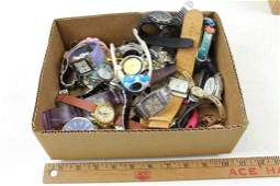 Lot of Watches incl Mickey Mouse etc