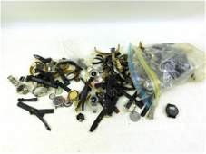 Huge Lot of Watch Parts and broken pieces