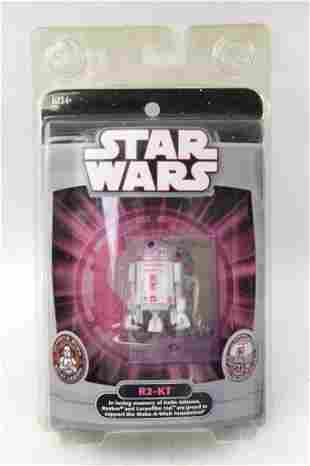 Star Wars R2-KT Droid SDCC Exclusive Make-a-Wish Memory