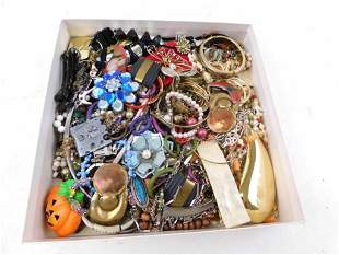 Lot of Costume Jewelry incl Vintage