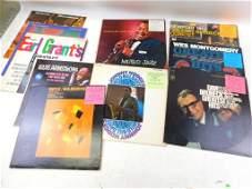 Lot of 6 Jazz Vinyl LP Records including Jonah Jones,