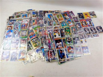 Baseball Cards including mostly Rookies, All Stars,