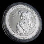 2019 BU Australian Koala Dollar 1 oz Silver Round