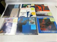 Lot of Mostly Jazz Vinyl LP Records including Jelly
