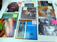 Lot of Mostly Jazz Vinyl LP Records including Roy