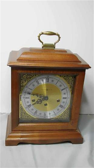 Howard Miller Mantle Clock , No Key