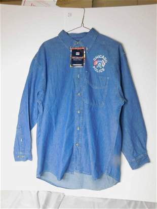 Chicago Police Denim Shirt
