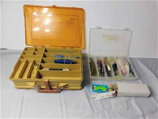Lot of Fishing Tackle and Lures