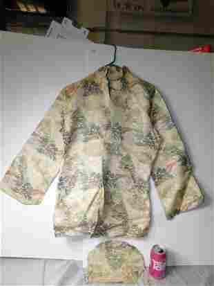Vintage Kimono - Rough Condition