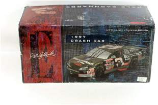 Dale Earnhardt Sr. Die Cast Crash Car 1:12 Scale 1997