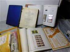 Lot of Collectible Stamps incl approximately $200 Face