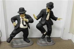 The Blues Brothers Resin Statue / Figurines