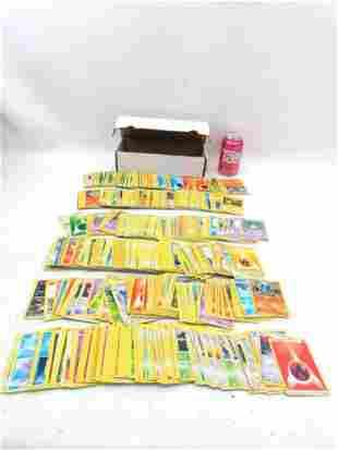 Large Lot of Pokemon Cards