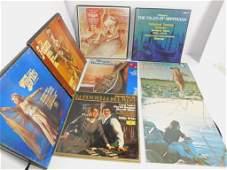 Lot of 33 RPM Vinyl Records incl Box Sets