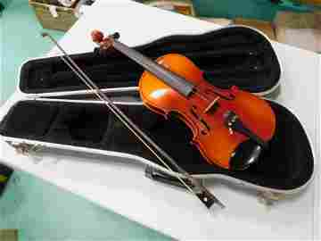 Violin with Bow and Case Ton-Klar the Dancla Made in