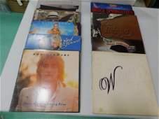 10 Vinyl Records incl Styx, Chicago, Alan Parson's