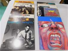 13 Vinyl Records incl 2 Bruce Springsteen , 3 Lou Reed