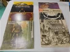 10 Jethro Tull Vinyl Records