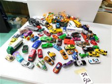 Lot of Toy Cars and Vehicles plus Accessories