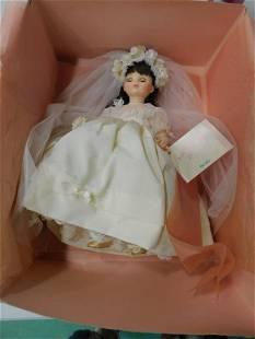 Madame Alexander Doll The Bride in Original Box