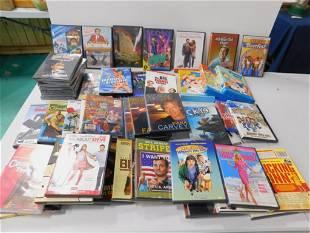 Lot of DVDs incl Family Guy Seasons 1, 2, 3, Big Bang