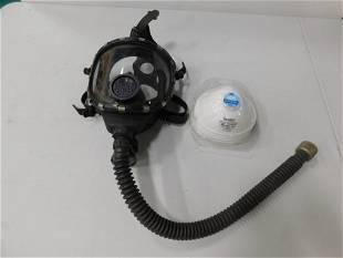 Scott Gas Mask and Benetal Face Masks