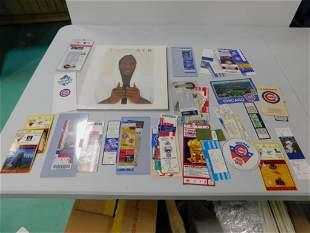 Lot of Michael Jordan Rare Air Sealed Book , White Sox