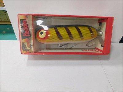 Heddon Baby Torpedo Giant Lure New in Box