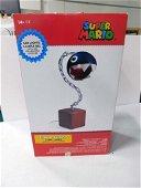 Super Mario Chain Chomp Lamp New in Box