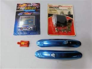 Sears Bike Generator Headlight , Hot Wheels Pro Circuit
