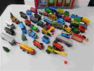 Approx 40 Thomas the Tank Engine and Friends Train Cars