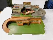 Hot Wheels Action Command Toy Play Set