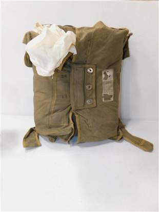 WWII German Parachute. This has not been tested. We