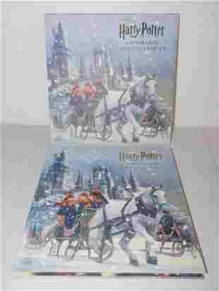 Harry Potter Hogwarts Pop Up Book