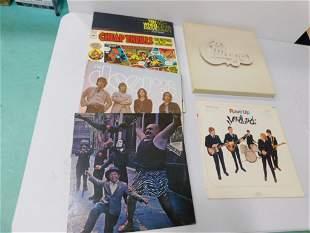 Lot of Vinyl Records incl The Doors , Yardbirds , Big