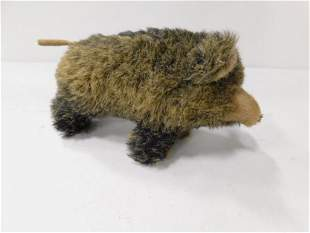 Steiff Hedgehog with Tag and Ear Button