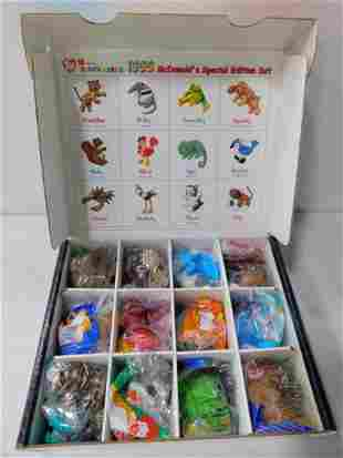 Ty McDonalds Beanie Babies Special Edition Set with 12