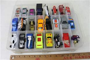 48 Hot Wheels , Ertl , etc Cars , Trucks , Vehicles ,