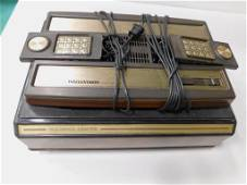 Intellivision w/ many games, overlays and some manuals