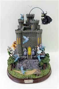 Hawthorne Village Wizard of Oz Wicked Witch's Castle