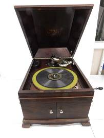 1906 RCA Victor Victrola Working Record Player
