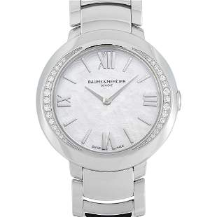 Baume Mercier Promesse Watch M0A10160
