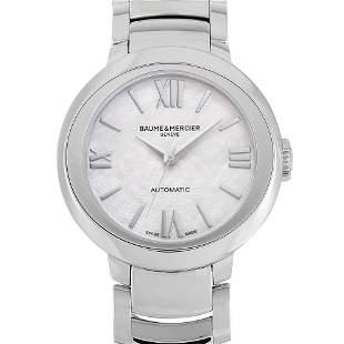Baume Mercier Promesse Watch M0A10182