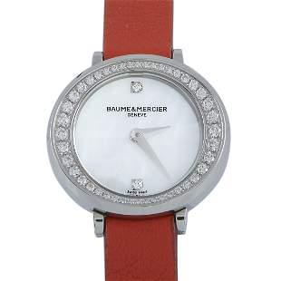 Baume Mercier Petite Promesse Watch M0A10290